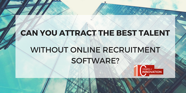 Is it better to use online recruitment software?