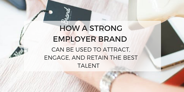 Importance of a strong employer brand