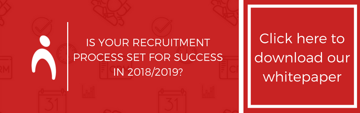 IS YOUR RECRUITMENT PROCESS SET FOR SUCCESS IN 20182F2019_