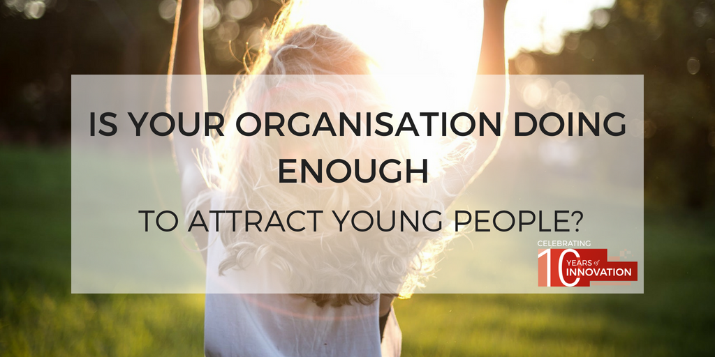 How to attract young candidates