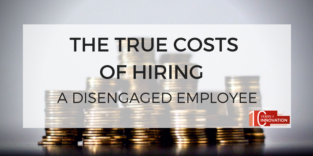 Cost of hiring the wrong person